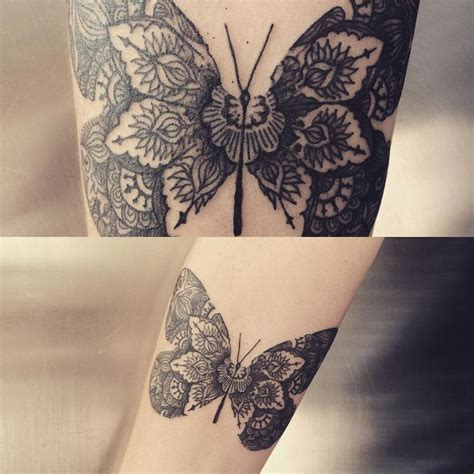 tattoo butterfly mandala the 25 best colorful mandala tattoo ideas on pinterest
