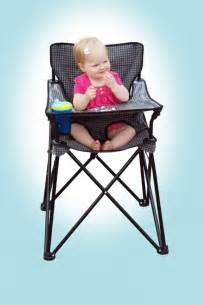 portable high chairs the portable high chair awesome baby boog