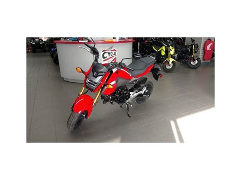 honda grom for sale florida honda grom in florida for sale used motorcycles on