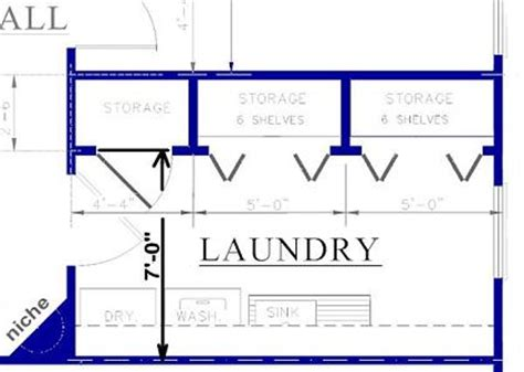 laundry room layout planner the montville 5677 4 bedrooms and 3 baths the house