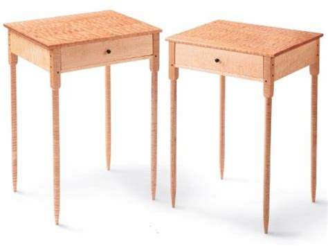shaker style end tables end tables with drawers shaker