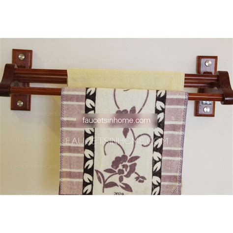 decorative bathroom towel bars decorative wood rustic towel bars for bathroom