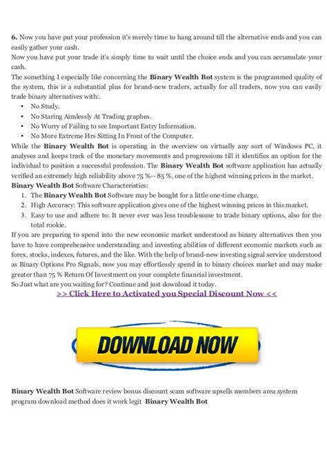 premiumpress shopperpress review read b4 buy binary wealth bot review read my honest binary wealth