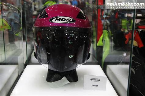 Helm Mds Di Sinetron Anak Jalanan daftar harga helm baru kyt ink dan mds di jakarta fair 2016