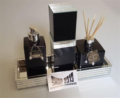 lavabo preto kit lavabo banheiro vidro preto 4 pe 231 as shop2313 linha