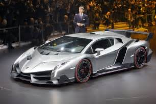 Lamborghini In Lamborghini Veneno Roadster In The Works