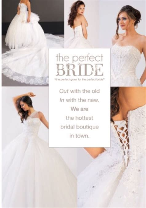Magazine ad   The Perfect Bride Lebanon   Pinterest