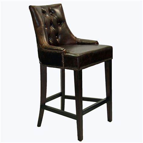 top grain leather bar stools restaurant chairs stools booths antique coco top