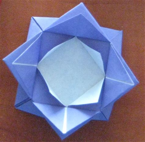 Origami Water - how to fold an origami water