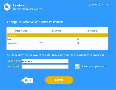 reset password windows xp download free download windows password key 6 0