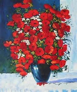paintings of flowers famous flower paintings images