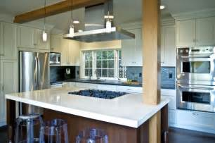 Kitchen Islands With Cooktop Kitchen With Island Cooktop Contemporary Kitchen San