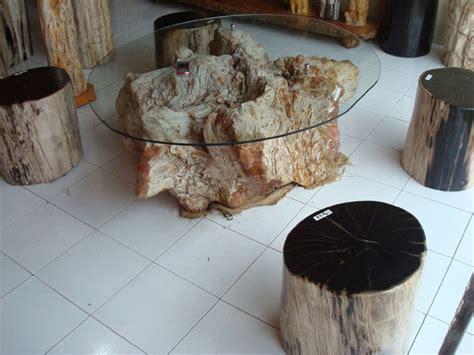 creative diy coffee tables more creative tree stump