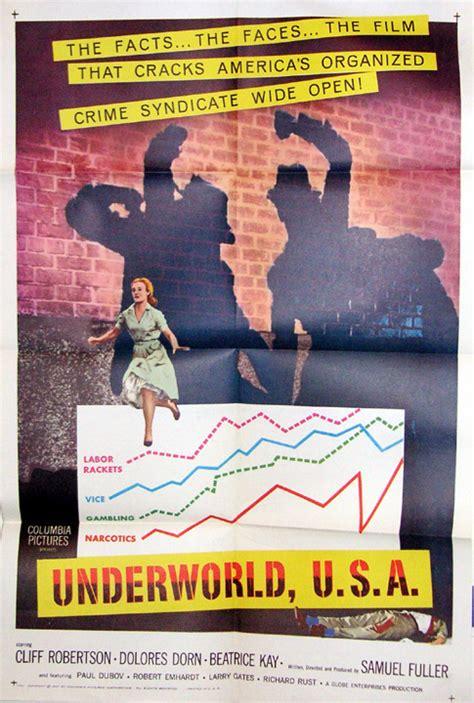 film underworld usa underworld usa charles starrett one fan s journey