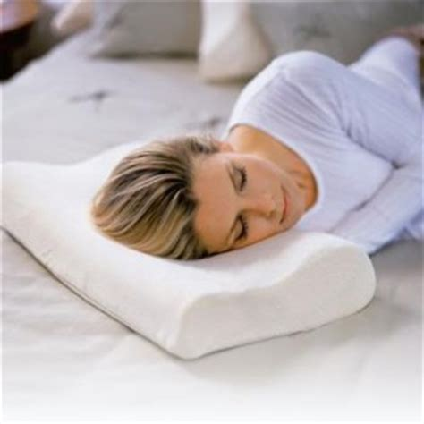 the types of the best pillow for neck side sleeper to
