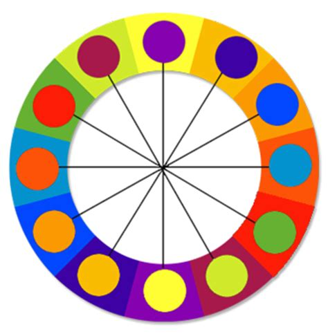 color wheel combinations instructional design color and design combining colors
