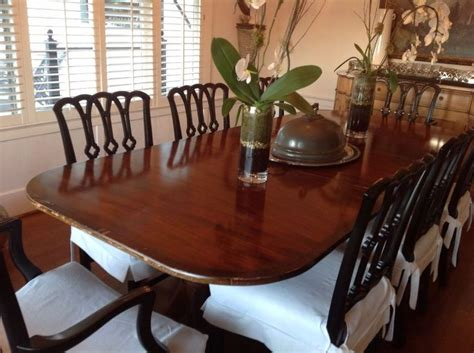 duncan phyfe dining room set 1930 s duncan phyfe dining room set with 8 chairs chairs