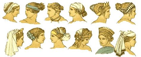 ancient roman men hairstyles ancient greek hairstyles for women sca roman pinterest