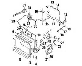 Volvo V70 Exhaust System Diagram Parts 174 Volvo V70 Cooling Fan Oem Parts