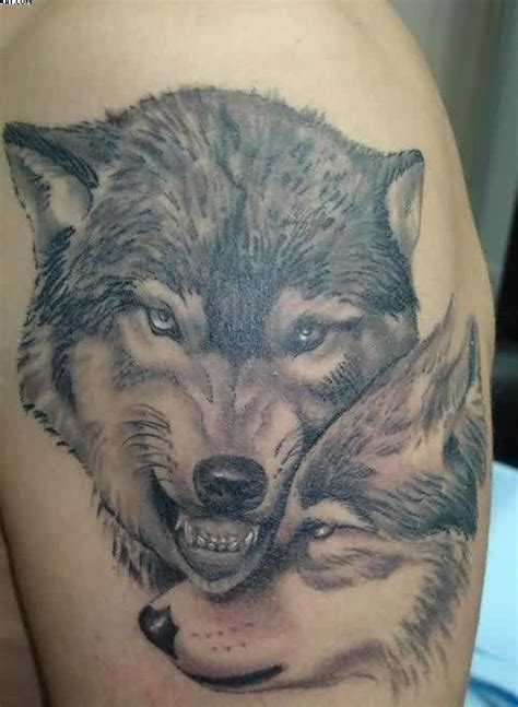 wolf tattoos for females 25 best ideas about wolf design on