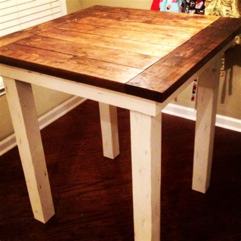 pub table plans married filing jointly mfj diy kitchen table