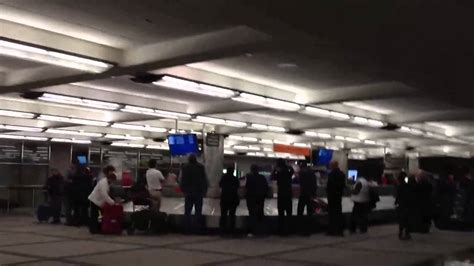 united baggage claim at denver international airport flickr denver international airport baggage carousels youtube