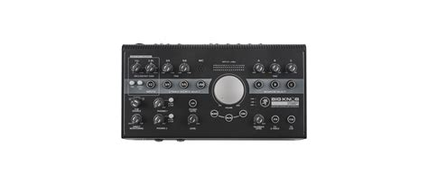 Big Knob Audio by Mackie Big Knob Studio Monitor Controller 2x4 Usb Audio