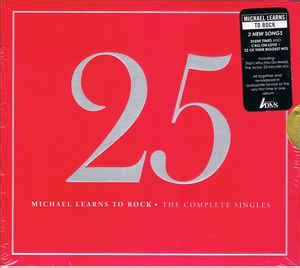 Cd Michael Learns To Rock 25 Th Anniversary Played On Pepper michael learns to rock 25 the complete singles cd at discogs