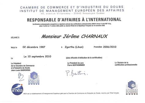 Lettre De Recommandation Traduction Espagnol J 233 R 244 Me Charnaux Cv Mon Cv