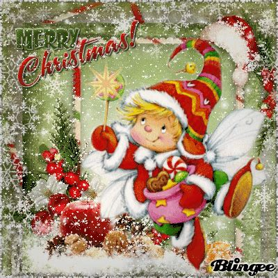 merry christmas dear friends picture  blingeecom