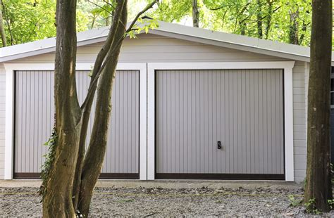 Garage Metallique En Kit 40m2 4108 by Decochalet Abri Jardin Carport Garage Bois Chalet