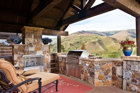 mountain home interiors pin by debbie clausen on fireplace outdoor pinterest