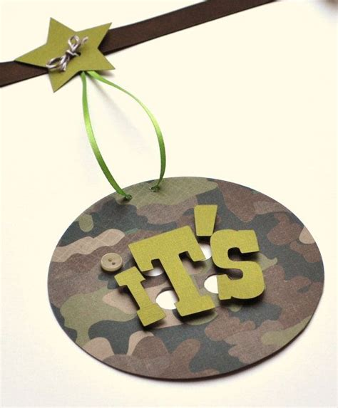 Camouflage Baby Shower Decorations by Camouflage Baby Shower Decorations Best Baby Decoration