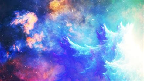 colorful clouds colourful artistic clouds hdwallpaperfx