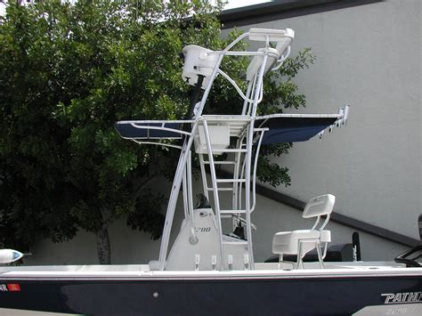 pathfinder boat seats action s pathfinder flats boat and bay boat towers photo