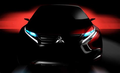 wallpaper xpander mitsubishi compact suv concept to debut at 2015 geneva