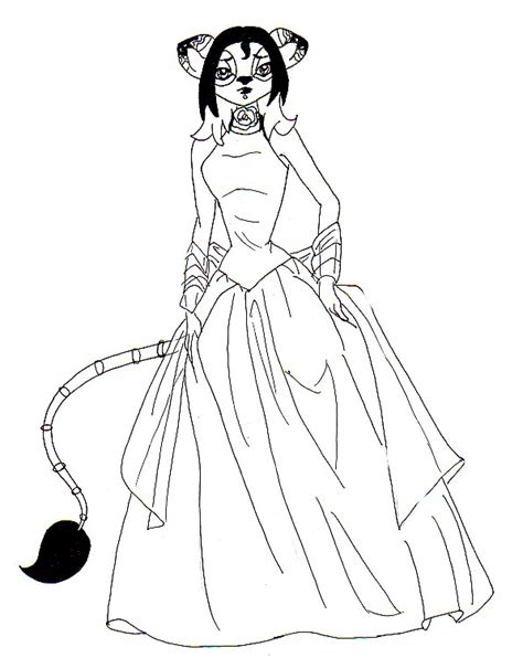 coloring pages of fancy dresses free coloring pages of fancy dress