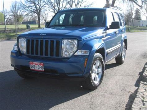 electric and cars manual 2008 jeep liberty transmission control purchase used 2009 jeep liberty sport 4wd 3 7l v6 automatic transmission in denver colorado