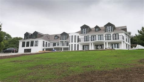 Weird House Plans by Businessman Ordered To Demolish Newly Finished 163 2m Mansion