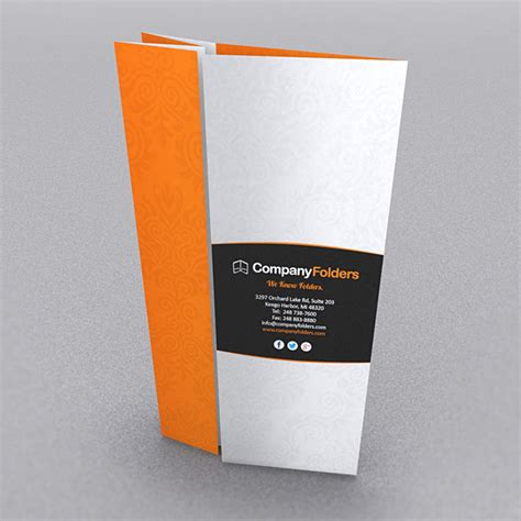 Paper Folds Graphic Design - unique brochure folds on behance
