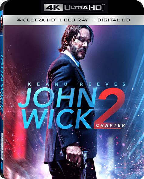 film blu ray 4k john wick chapter 2 4k blu ray