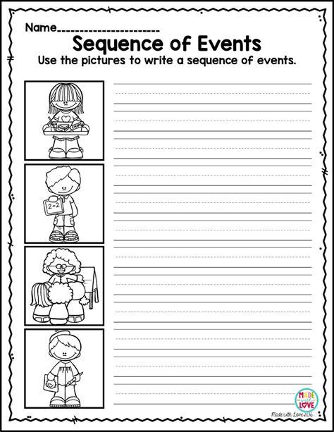 narrative writing worksheets for year 2 worksheet exle