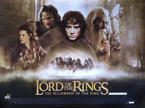 Lord Of The Ring The Fellowship Of The Ring Jrr Tolkien Terjemahan the lord of the rings the fellowship of the ring on tv