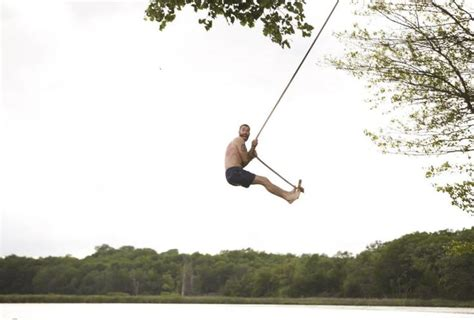 rope swing into lake 111 best images about rope swings on pinterest lakes