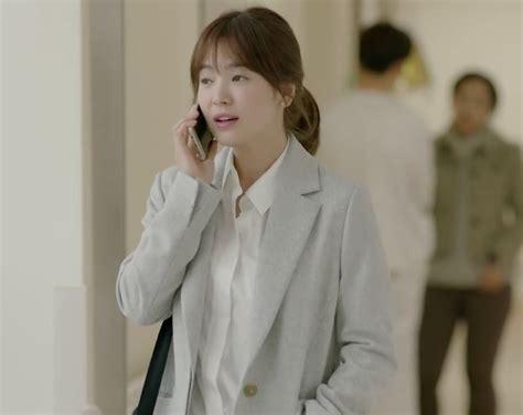 Abw Dots Descendants Of The Sun Fashion Dress Song Hye Kyo Import Be descendants of the sun song hye kyo style fashion kang