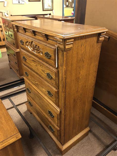 webb oak queen bedroom set delmarva furniture consignment