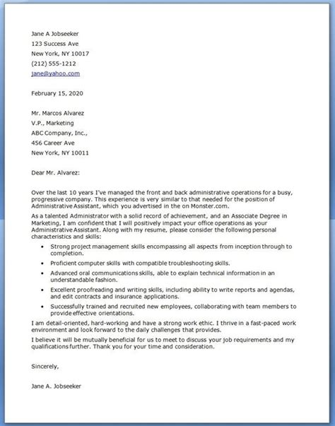 format of cover letter luxury 25 unique best cover letter