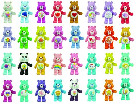 color purple character names related keywords suggestions for original care bears