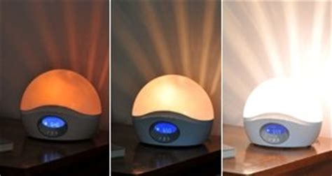 alarm clock that wakes you up with light lumie bodyclock active 250 up light alarm clock with