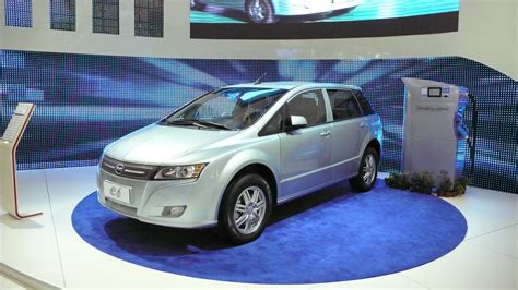 byd auto e6 byd auto on electric cars